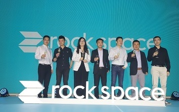 rock space Brand Launch Event in the Philippines